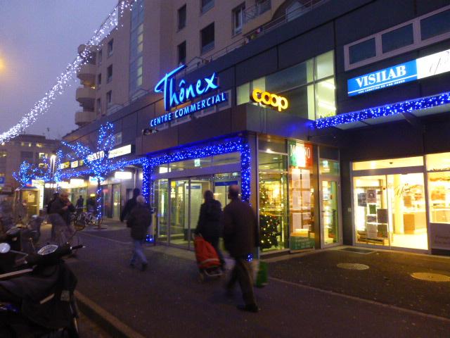 Thonex Centre commercial